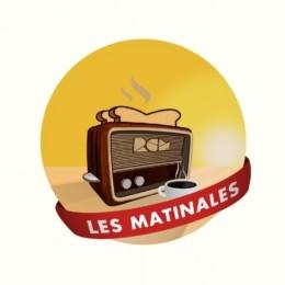Logo des matinales, l'émission quotidienne de Radio Campus Montpellier
