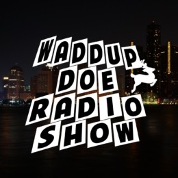 Logo Waddup Doe Radio Show