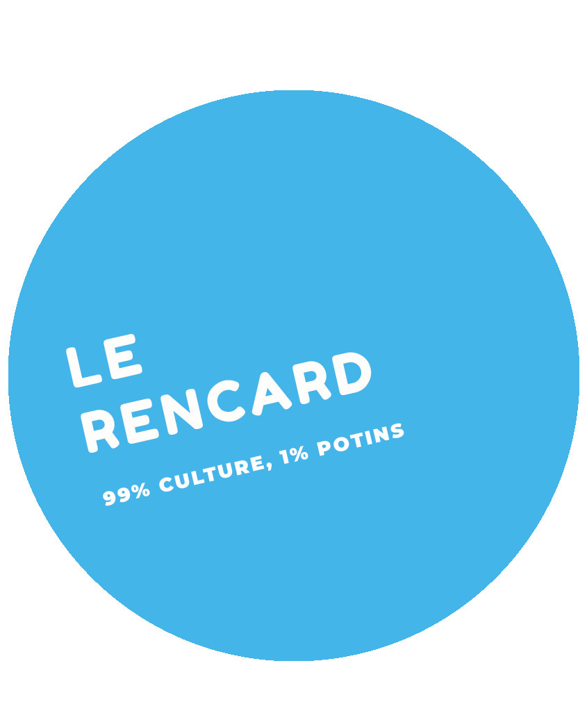 Logo Le Rencard, une émission Radio Campus Montpellier