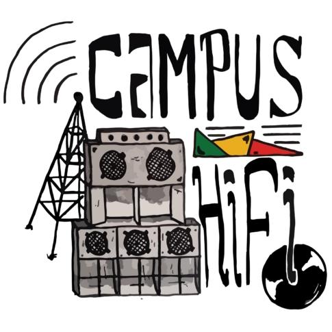 Logo Campus HiFi, l'émission Dub et Soundsystem de Radio Campus Montpellier
