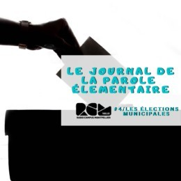 Le Journal de la Parole Élémentaire, Les élections municipales