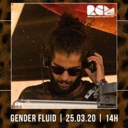 Gender Fluid dj set radio campus montpellier