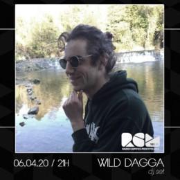Wild Dagga dj set Radio Campus Montpellier