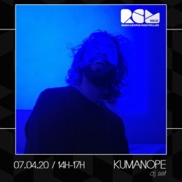 Kumanope dj set radio campus montpellier