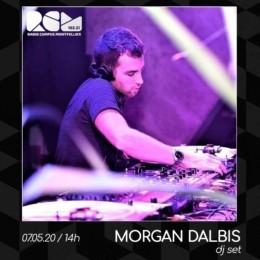 Morgan Dalbis Radio Campus Montpellier