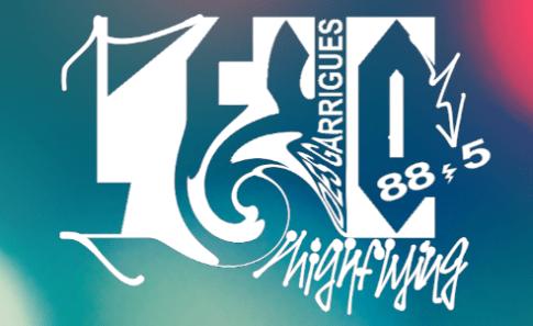 Highflying Radio Campus Montpellier Eko des Garrigues