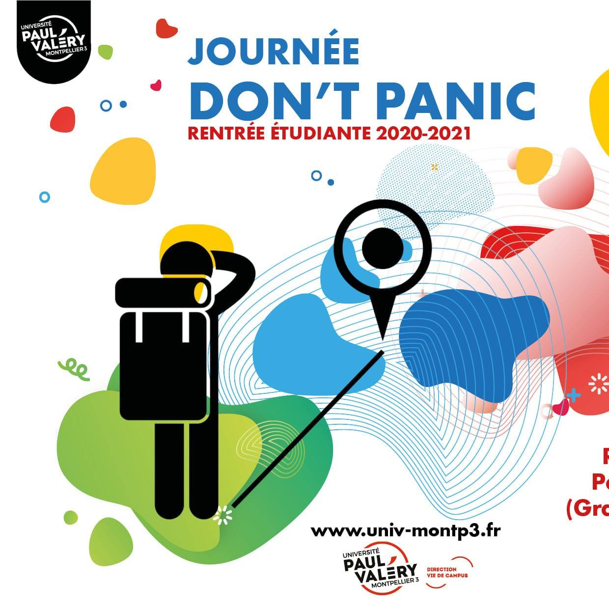 Don't Panic - Radio Campus Montpellier