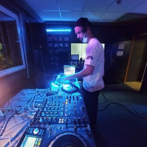 ALVZ FRAP Radio Campus Montpellier