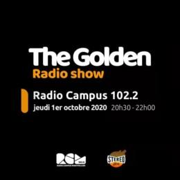 The Golden Radio Show Radio Campus Montpellier