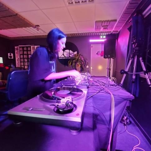 GVRL dj set Radio Campus Montpellier