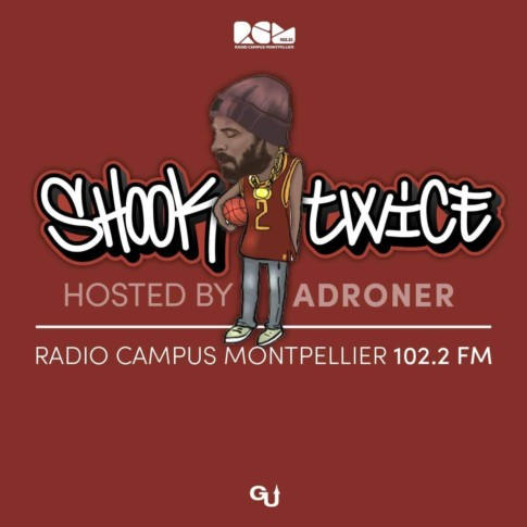Shook Twice Radio Campus Montpellier