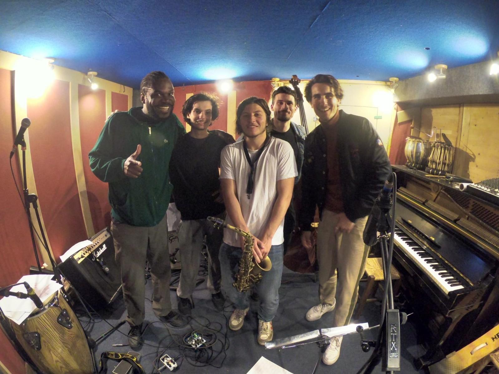Kluster Jazz Klub Radio Campus Montpellier