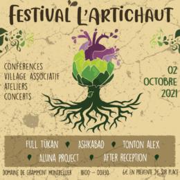 Festival l'Artichaut Radio Campus Montpellier